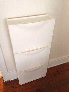 Undies & Socks Wall storage/stacker Mosman Mosman Area Preview