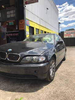 Bmw 325 E46 series 2 Smithfield Parramatta Area Preview