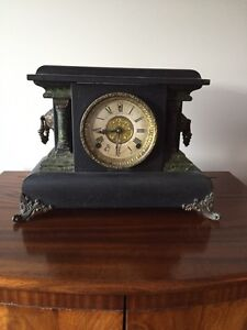 Mantle clock Alfredton Ballarat City Preview