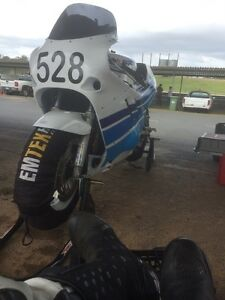 Gsxr750k carby's Kurwongbah Pine Rivers Area Preview