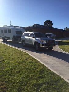 TOYOTA Sahara & AVIDA Caravan Killingworth Lake Macquarie Area Preview