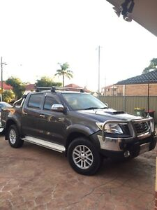 2013, Toyota Hilux sr5, turbo diesel for sale Greenacre Bankstown Area Preview