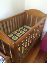 Cot and baby furniture set Ulverstone Central Coast Preview