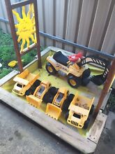 Sandpit and toys Gilles Plains Port Adelaide Area Preview