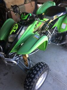 03 Kawasaki KFX 400 quad Hatton Vale Lockyer Valley Preview