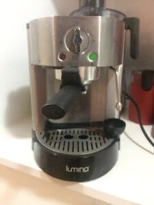 Lumina espresso coffee machine Mortdale Hurstville Area Preview