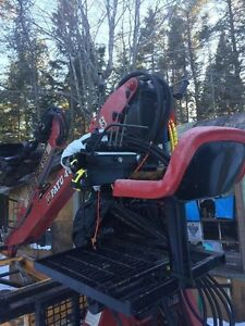Got a loader and trailer and truck for sale