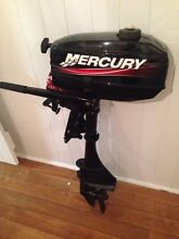 3.3 hp Mercury outboard motor Clontarf Redcliffe Area Preview
