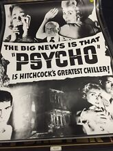 Vintage movie poster Rutherford Maitland Area Preview