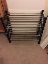 Double IKEA shoe rack 4 levels Mitcham Mitcham Area Preview