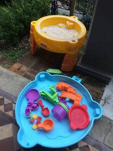 Little Tikes sand & water play table Newcastle Newcastle Area Preview