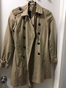 Zara trench coat size small Edgecliff Eastern Suburbs Preview