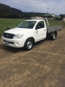 Hilux workmate Huonville Huon Valley Preview