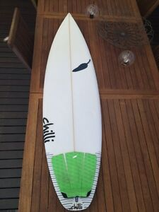 "Surfboard... Chilli Spawn 5'8"" Rosslyn Park Burnside Area Preview"