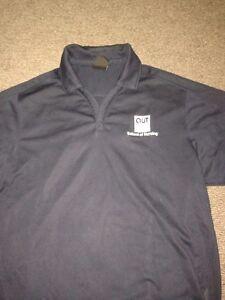 QUT Nursing polo t shirt Mango Hill Pine Rivers Area Preview