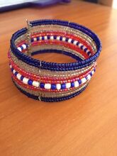 Coloured Beaded bangle Glenhaven The Hills District Preview