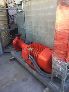 Irrigation/Transfer pump Warrill View Ipswich South Preview
