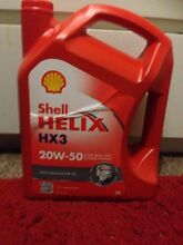 New oil - 20w - 50 . Never opened Dundas Valley Parramatta Area Preview