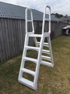 Durable Pool Ladder Barden Ridge Sutherland Area Preview