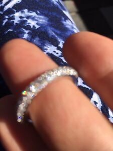 Diamond eternity pave/wedding ring 2.70crts Helensvale Gold Coast North Preview