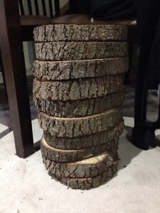 Rustic Wood Slices Frenchs Forest Warringah Area Preview