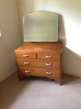 Dresser with mirror Yagoona Bankstown Area Preview