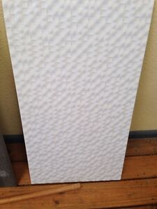 White kitchen wall tiles Fairfield Fairfield Area Preview