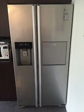 LG fridge freezer with water and ice Christies Beach Morphett Vale Area Preview
