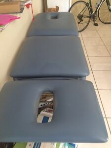 Physio/ Massage adjustable table Carseldine Brisbane North East Preview