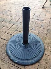 Large outdoor market umbrella stand North Epping Hornsby Area Preview