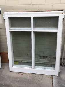 Vintage wood windows Balgowlah Manly Area Preview