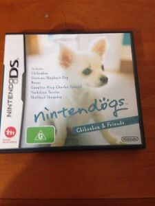 Nintendogs chihuahua &dogs Modbury Tea Tree Gully Area Preview