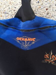Wetsuit-semidry  scuba diving Thornlie Gosnells Area Preview