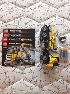 Lego Technic 8292 dump truck/cherry picker Cowaramup Margaret River Area Preview