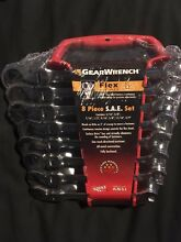 New Gearwrench Flex Head Imperial SAE Spanners RRP $212 North Narrabeen Pittwater Area Preview