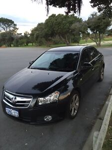 2010 Holden Cruze JG CDX Cottesloe Cottesloe Area Preview