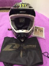 Sz: M, ONE INDUSTRY KOMBAT Motocross helmet Toukley Wyong Area Preview