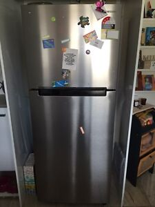 Samsung stainless steel fridge Umina Beach Gosford Area Preview