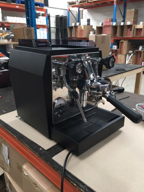Makers for the home espresso coffee
