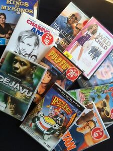 DVD SALE $2 each all Genres Woodbine Campbelltown Area Preview