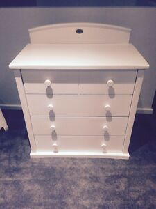 Boori 4 drawer chest of drawers Taylors Hill Melton Area Preview