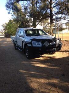 2013 Holden Colorado Space cab ute Dandaloo Narromine Area Preview