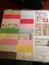 Baby girl scrapbooking kit Runcorn Brisbane South West Preview