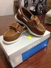 CARTER'S ARCHIE 3 BOAT SHOES *BRAND NEW* SIZE 6 Bankstown Bankstown Area Preview