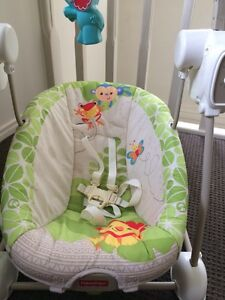 Fisher price rocking chair Labrador Gold Coast City Preview