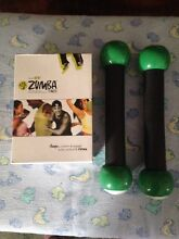 Zumba 4 DVD + Weights Collection Croydon Maroondah Area Preview