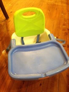Fisher price portable booster seat Thornleigh Hornsby Area Preview