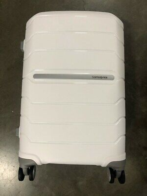Samsonite Freeform Hardside Luggage - Carry-On 21 Inch - White - 78255-1908