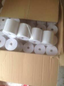 Thermal paper high quality 80x80 reduced to clear $1.00 each Roll Regents Park Auburn Area Preview