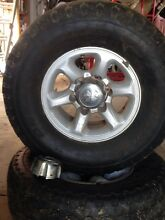 15in Alloy Mags & Tyres Gympie Gympie Area Preview